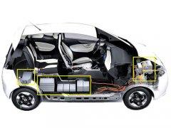 新能源汽车永磁电机与控制器实训台