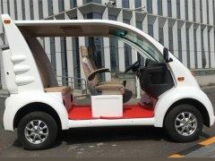 无人驾驶新能源汽车教学平台