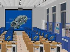 新能源汽车虚拟仿真AR_VR教学系统