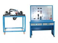 北汽ev160驱动器与电动机诊断考核实验台