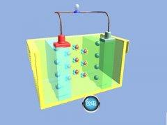 动力电池组拆卸更换VR 3D教学实训软件