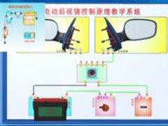 汽车电路教学软件:整车电控电路综合故障考核教学系统