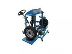 广州白云区汽车教学设备厂家:L400旁通式电控液压助力转向实验台