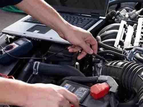 新能源汽车汽修工
