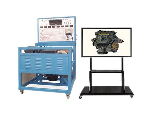电控发动机多媒体综合实验台