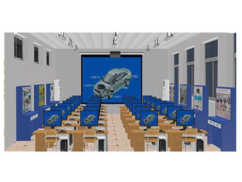新能源汽车虚拟仿真教学系统