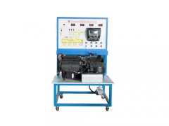 纯电动汽车电动空调系统实训台