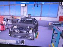 VR汽车维修教学软件