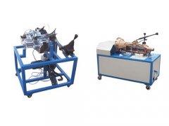 手动变速器传动原理实验台
