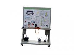 温州新能源汽车教学仪器设备:车载充电器管理原理实训台