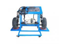 济南汽车教学实训设备:EHPS电控液压助力转向实验台