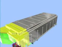 新能源汽车兴趣引入教学软件