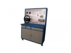 汽车教学仪器设备:帕萨特双安全气囊系统实验台